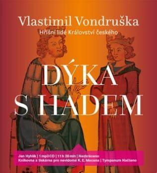 Dýka s hadem - Vlastimil Vondruška - audiokniha
