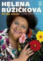 Ať žije smích DVD - Helena Růžičková