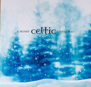 A Merry Celtic Christmas - CD - audiokniha
