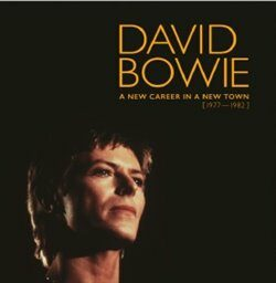 A New Career In A New Town (1977-1982) - limited - David Bowie - audiokniha
