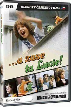 … a zase ta Lucie! - DVD pošeta - neuveden