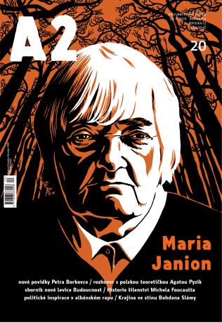 A2 kulturní čtrnáctideník 20/2020 - Maria Janion - kolektiv autorů - e-kniha