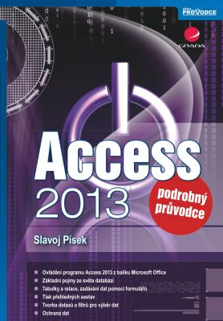 Access 2013 - Slavoj Písek - e-kniha
