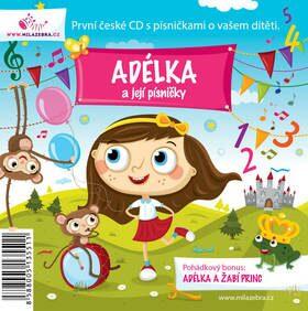 Adélka a její písničky -