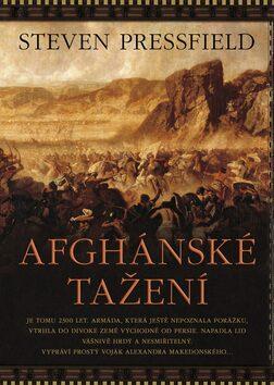 Afghánské tažení - Steven Pressfield