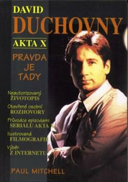 Akta X - David Duchovny - Paul Mitchell