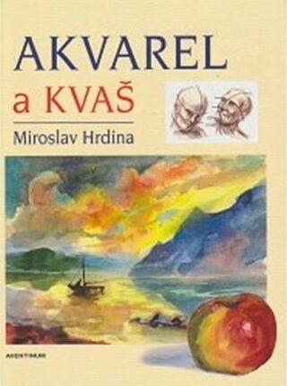 Akvarel a kvaš - Hrdina Miroslav
