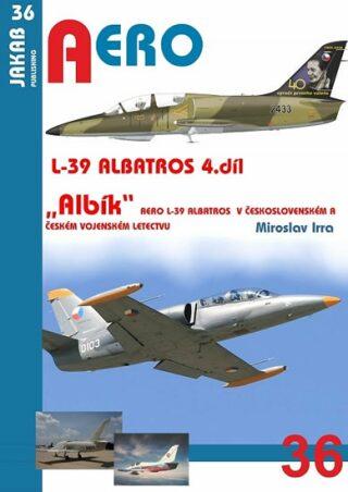 Albatros L-39 - 4.díl - Miroslav Irra