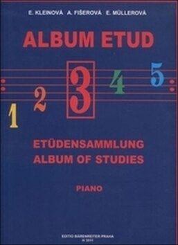 Album etud III - Kolektiv