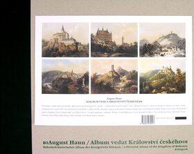 Album vedut Království českého - August C. Haun
