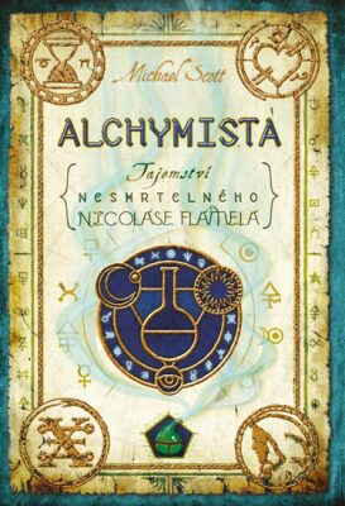 Alchymista - Tajemství nesmrtelného Nicolase Flamela - Michael Scott
