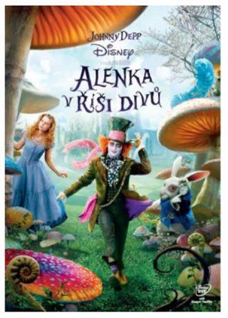 Alenka v říši divů - DVD