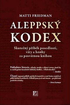 Aleppský kodex - Matti Friedman