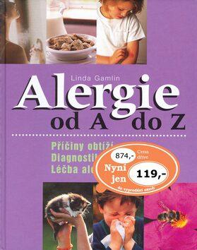 Alergie od A do Z - Linda Gamlin