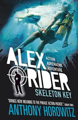 Alex Rider Skeleton Key - Anthony Horowitz
