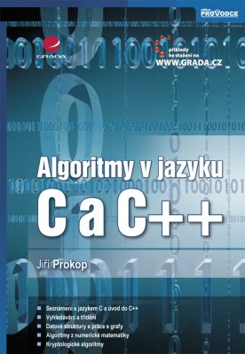 Algoritmy v jazyku C a C++ - Jiří Prokop