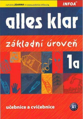 Alles klar 1a - učebnice+cvičebnice - Krystyna Luniewska