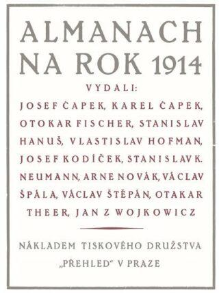 Almanach na rok 1914 - Kolektiv