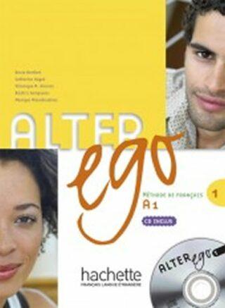 Alter Ego 1 A1 Livre d´éleve + Audio CD