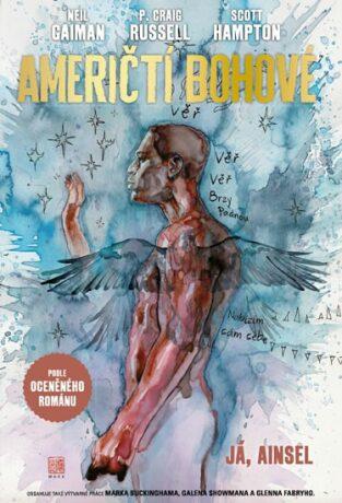 Američtí bohové 2 - Já, Ainsel - Neil Gaiman