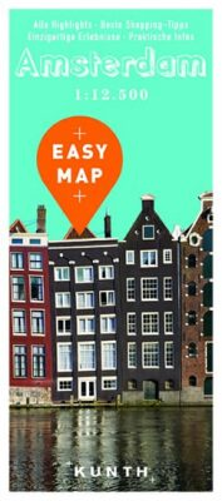 Amsterdam - Easy Map 1:12 500 - neuveden