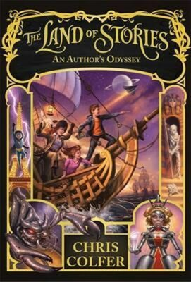 An Author´s Odyssey - The Land of Stories - Chris Colfer