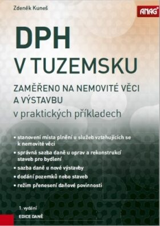 DPH v tuzemsku - Zdeněk Kuneš