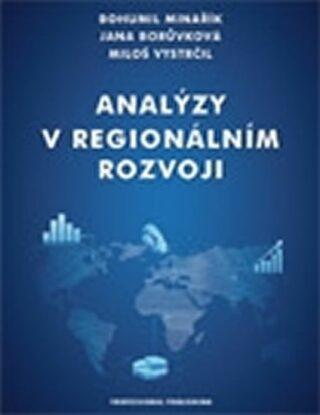 Analýzy v regionálním rozvoji - kolektiv autorů
