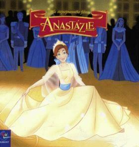 Anastázie - maxi - Walt Disney