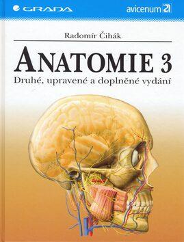 Anatomie 3. - Radomír Čihák
