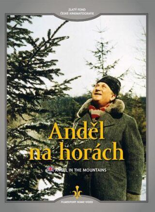 Anděl na horách - DVD (digipack) - neuveden