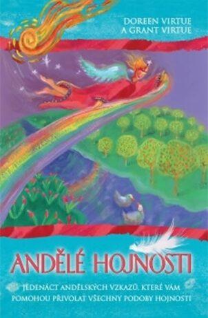 Andělé hojnosti - Doreen Virtue