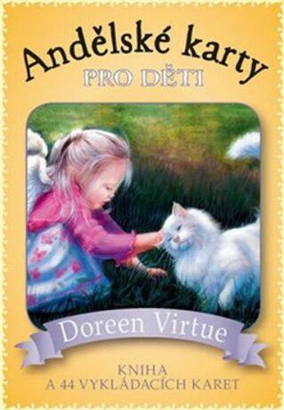 Andělské karty pro děti - Doreen Virtue