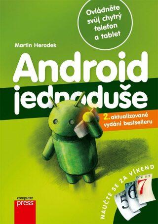 Android Jednoduše - Martin Herodek - e-kniha