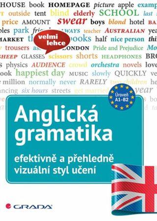 Anglická gramatika efektivně a přehledně - vizuání způsob učení - Walther Lutz