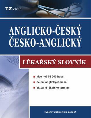 Anglicko-český/ česko-anglický lékařský slovník - kolektiv autorů TZ-one - e-kniha