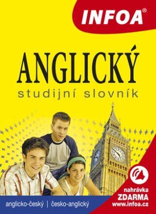 Anglický studijní slovník (A-Č, Č-A) INFOA - kol. autorů