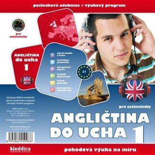Angličtina do ucha 1 - začátečníci - Eddica - audiokniha