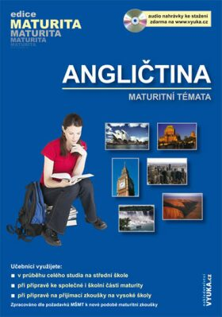 Angličtina - edice Maturita + audio nahrávka ke stažení - Dagmar El-Hmoudová