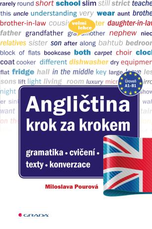 Angličtina Krok za krokem - Miloslava Pourová - e-kniha