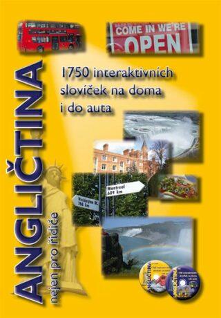 Angličtina nejen pro řidiče - 1750 interaktivních slovíček na doma i do auta - Štěpánka Pařízková