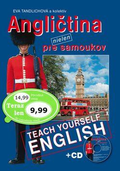Angličtina nielen pre samoukov + CD - Eva Tandlichová