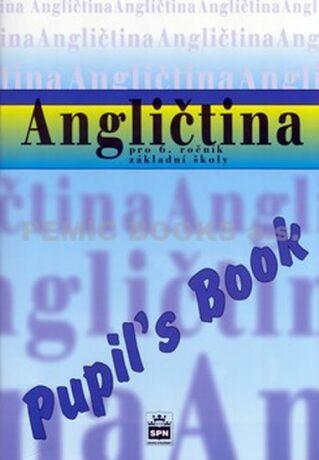 Angličtina pro 6. ročník základí školy - Pupil´s Book - Marie Zahálková