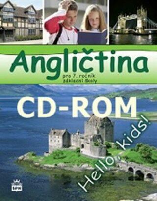 CD Angličtina pro 7. ročník základní školy - Zahálková Marie
