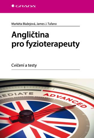 Angličtina pro fyzioterapeuty - Markéta Blažejová, James J. Tufano - e-kniha