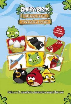 Angry Birds Papírové hrátky s prasátky a ptáky - kolektiv