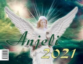Anjeli 2021 - stolový kalendár - Jitka Saniová