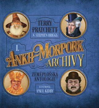 Ankh-Morpork: Archivy 1 - Terry Pratchett, Stephen Briggs