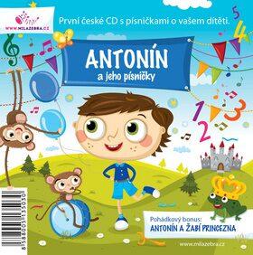 Antonín a jeho písničky -