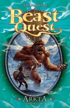 Arkta, horský obr - Beast Quest (3) - Kolektiv
